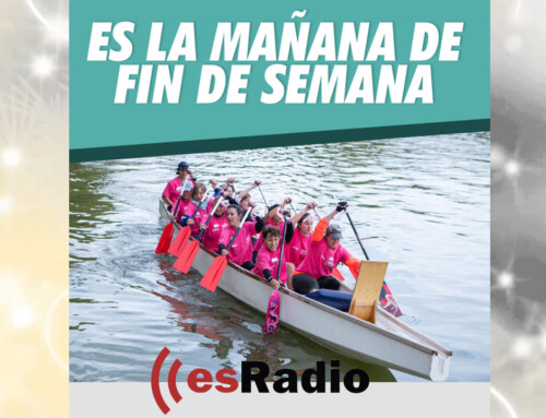 Dragon Boat Madrid en esRadio