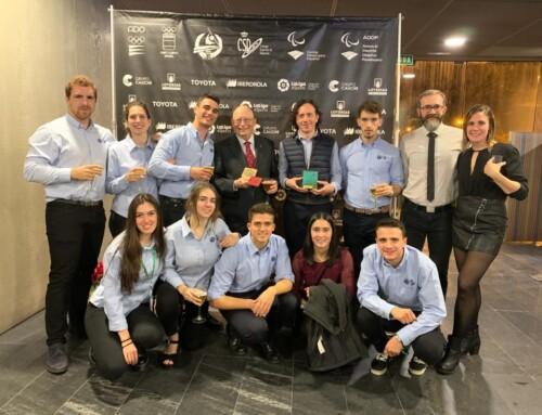 Mención clubes mas de 50 años en la 60 gala RFEP