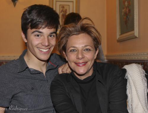 🙏 María Antonia Martín Alarcón, madre de Noel y Diego Domínguez y amiga de muchos de los que formamos parte del Alberche Kayak Club, ha fallecido hoy en A Coruña.